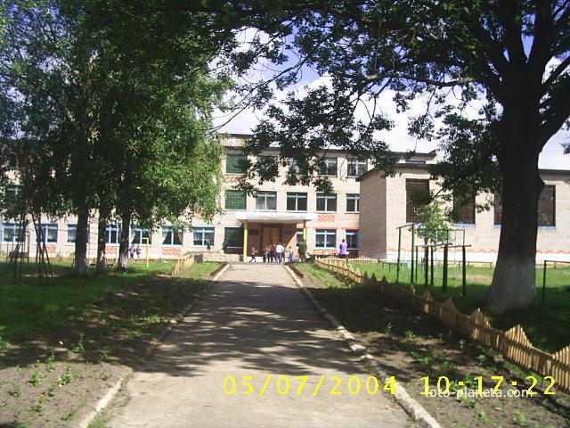 Школа Юрцево