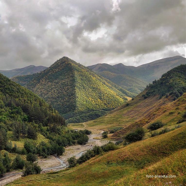 Природа горная | Хутрах (Цунтинский район)
