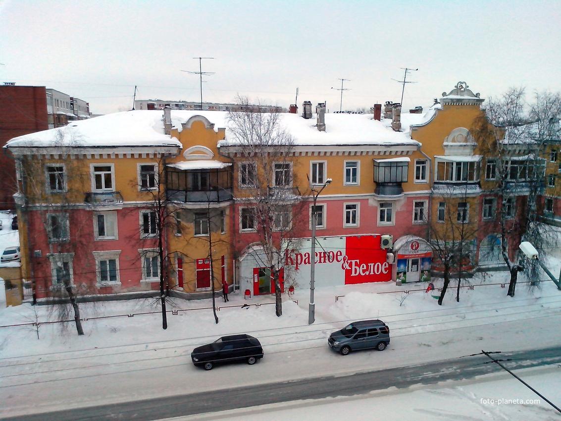 Каменск Уральский. Кунавина, 24. 2017 г