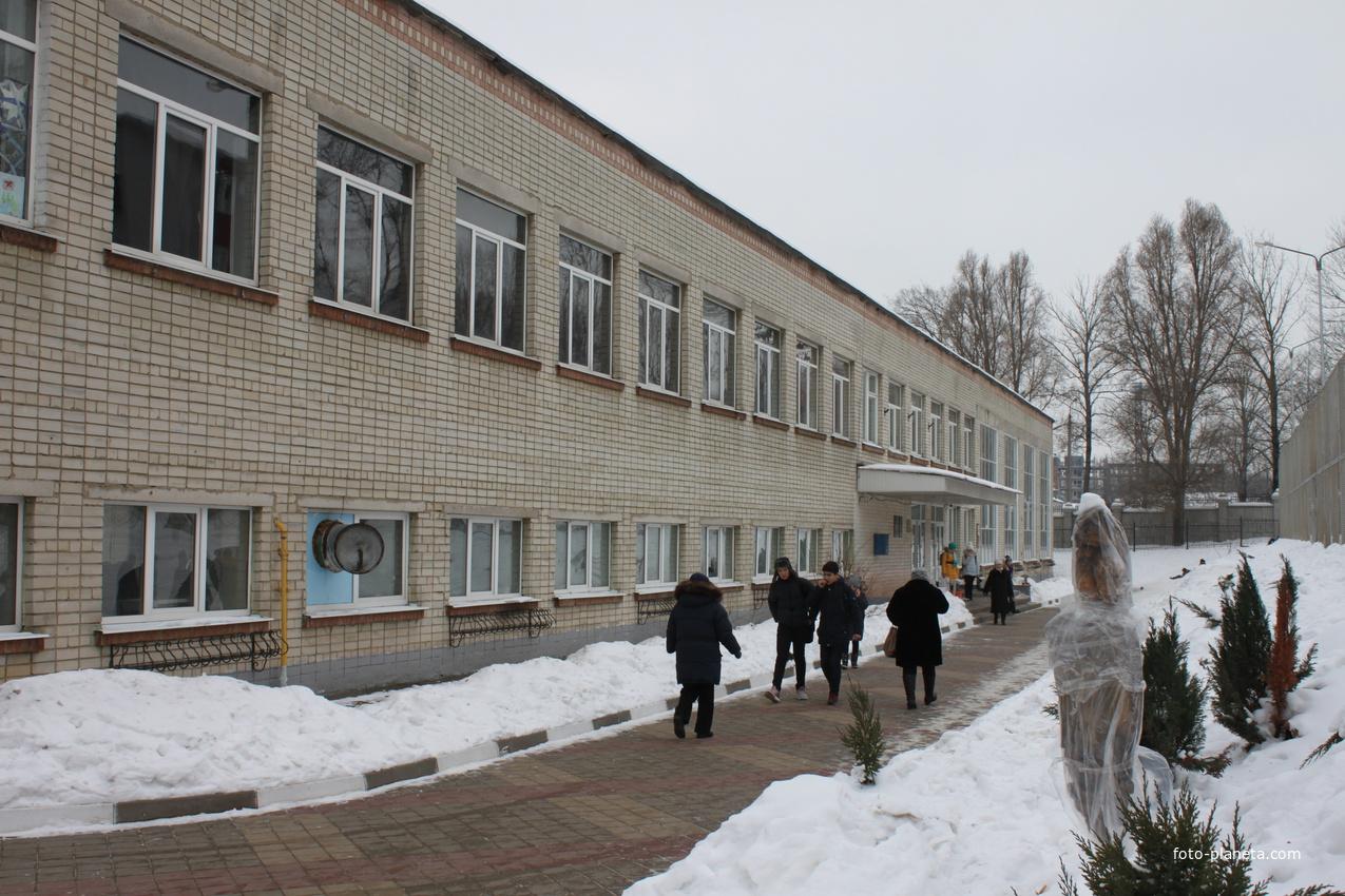 Женская гимназия, во время войны - госпиталь, ныне лицей 9 05022010 15:34:53
