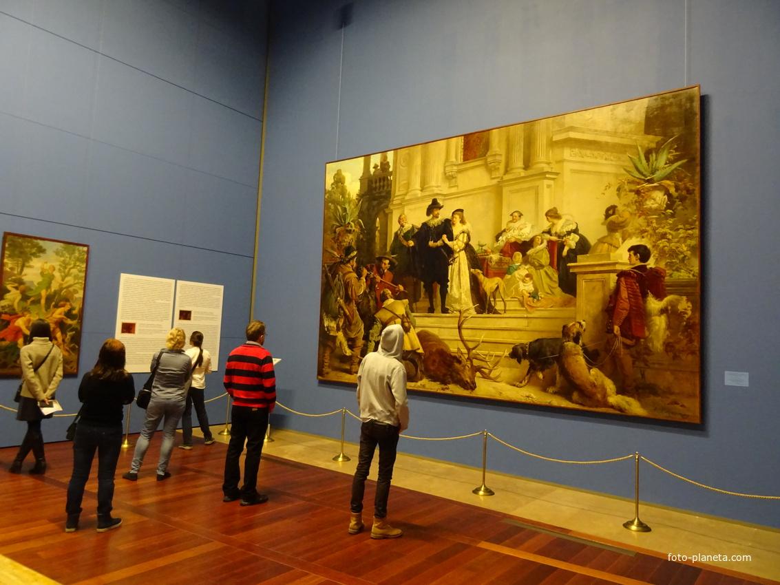 Лейденская коллекция, названная в честь нидерландског.