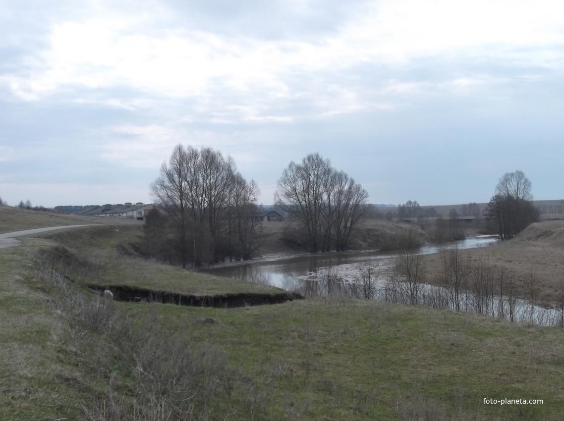 река Выла