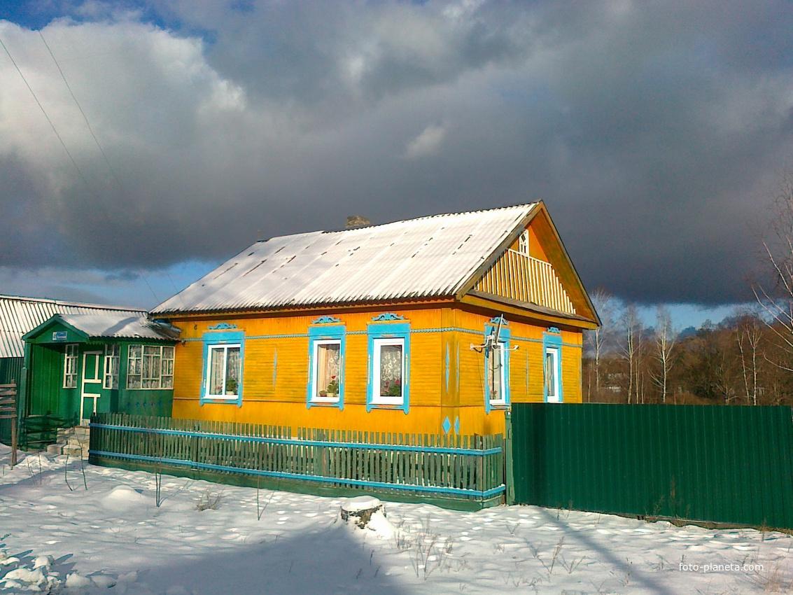 Зима | Березовка (Суземский район)