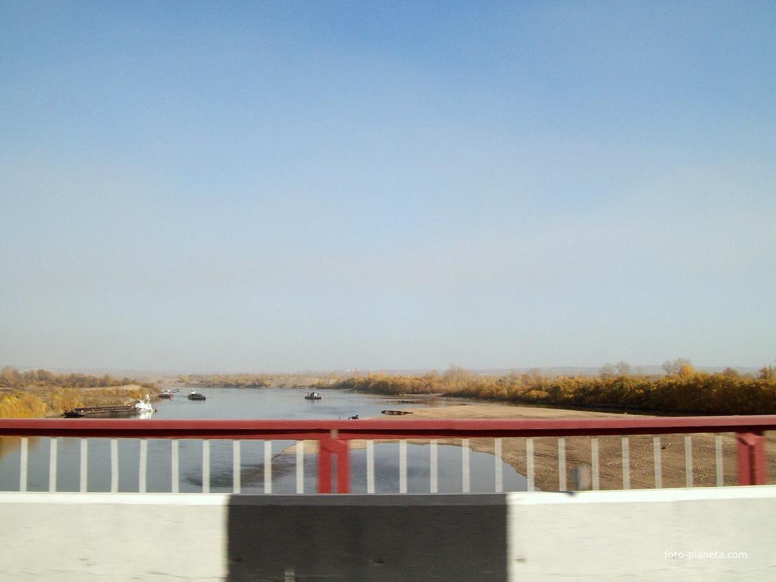 Дорога Р-255 Сибирь. Река Чулым. Объездная дорога | Ачинск