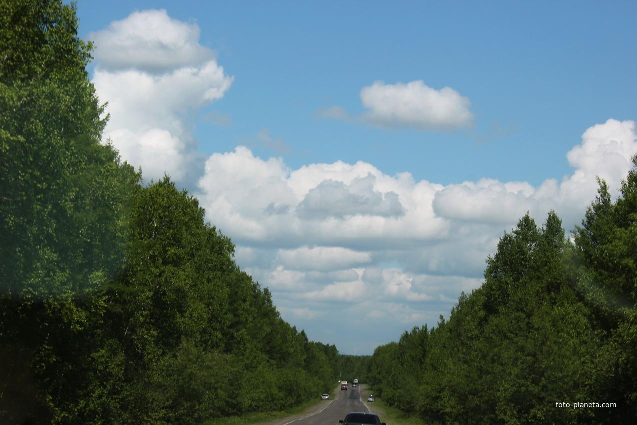 Автодорога Амурск-Мылки