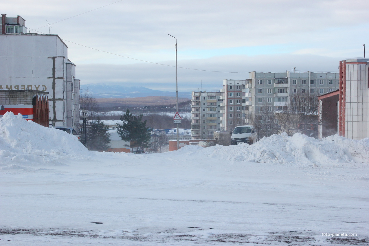 Зимний Амурск