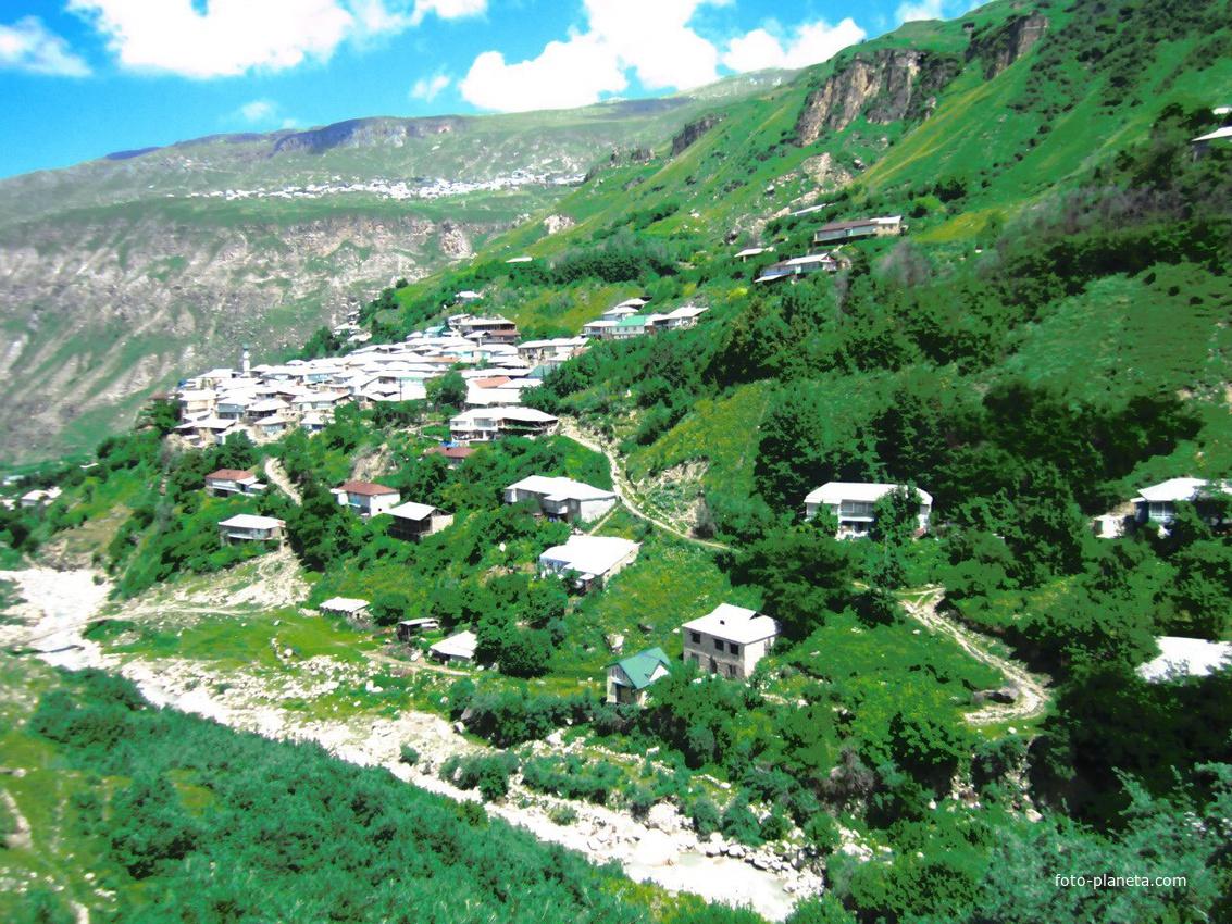 село Местерух | Ахвахский район
