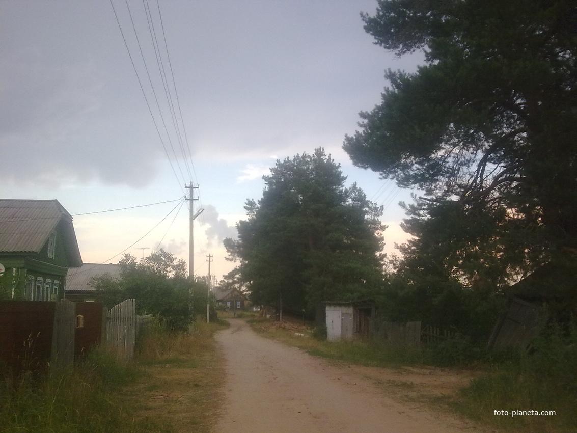 Ул,Красная Горка. | им. М.И. Калинина (Ветлужский район)