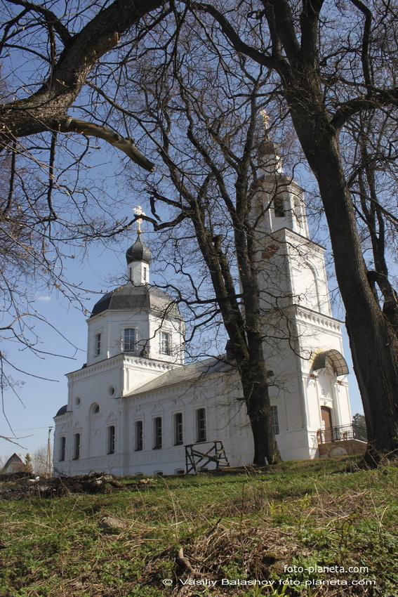 Церковь Рождества Пресвятой Богородицы в Руднево