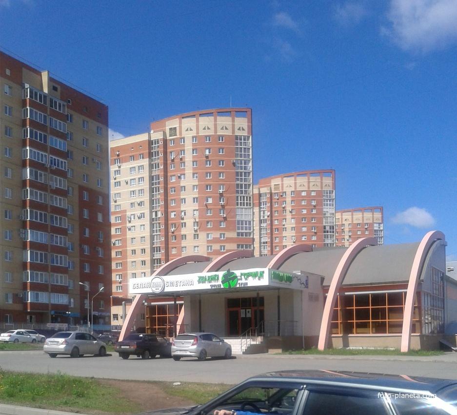 г.Оренбург, ул.Салмышская