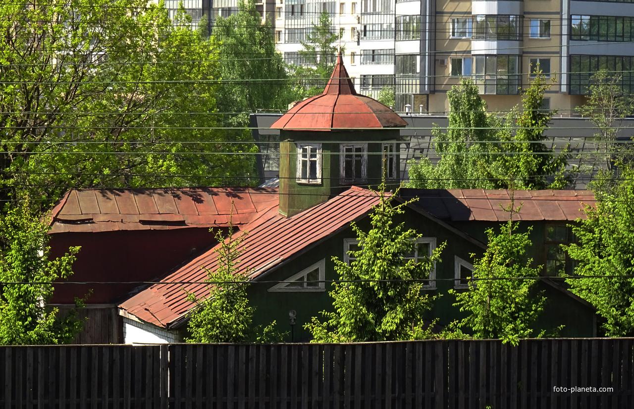 Улица Зеленогорская, 24