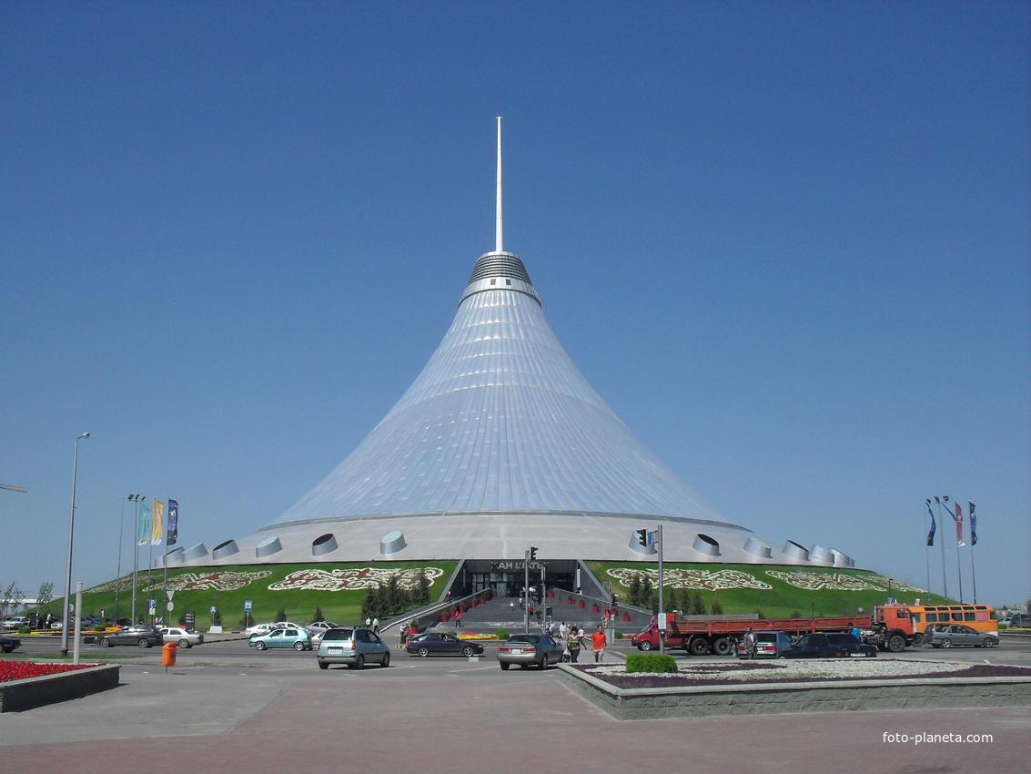 Астана. Хан-Шатыр | Казахстан
