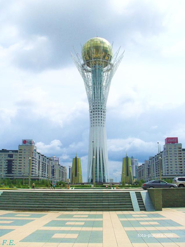 Астана. Байтерек | Казахстан