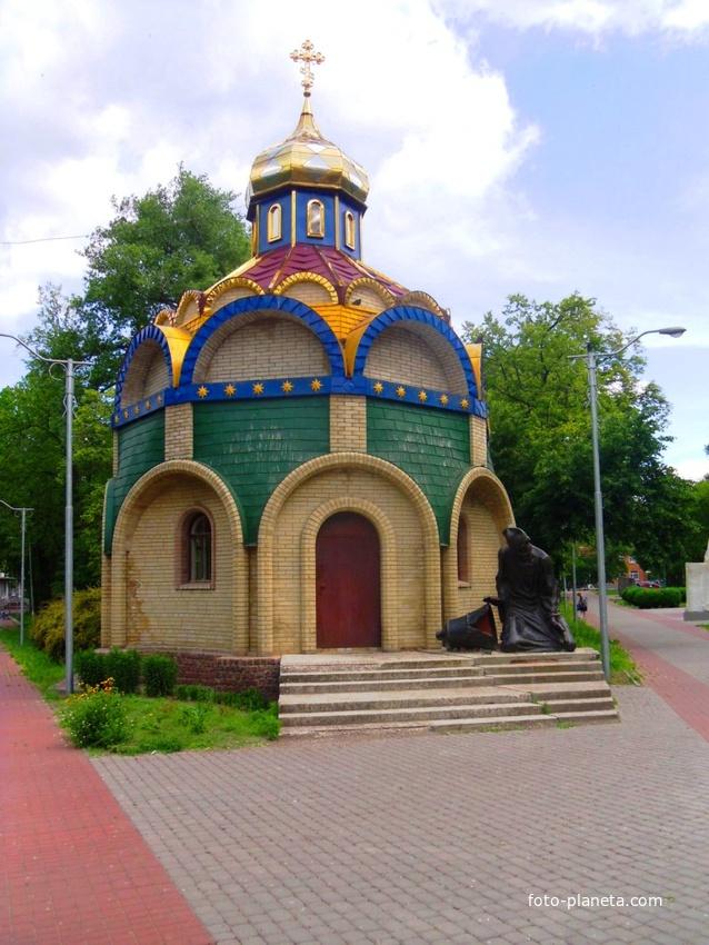 Часовня памяти жертвам репрессий | Черкассы (Черкасская область)