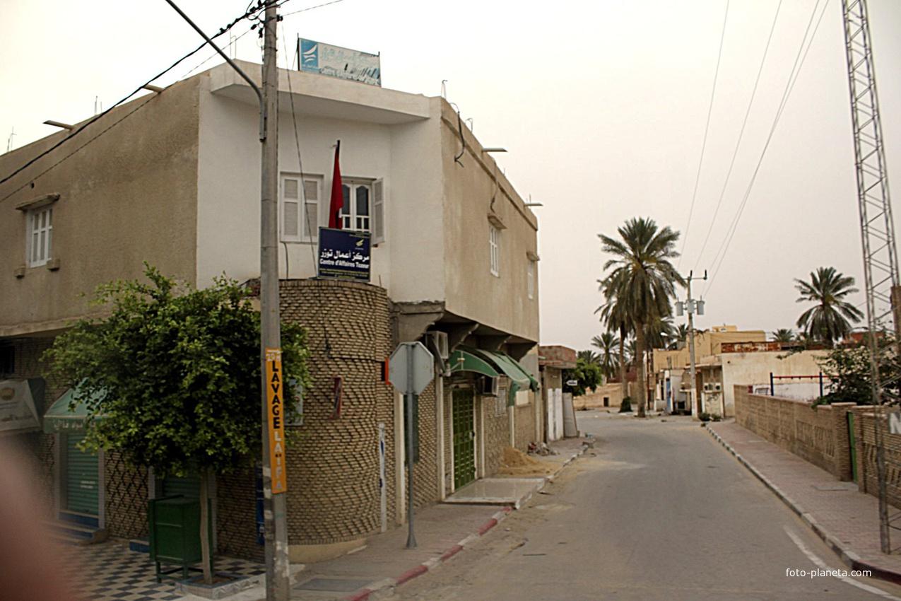 Таузар. | Тунис