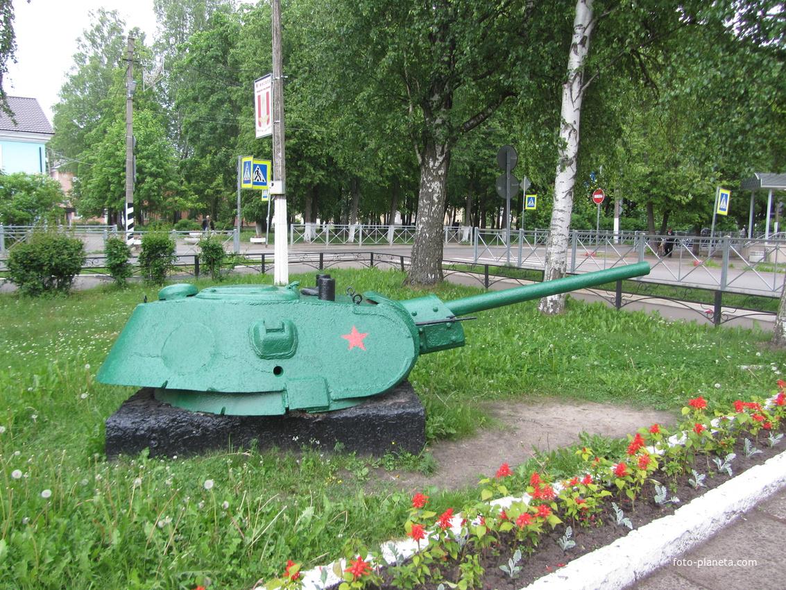 Мемориал воину-освободителю, фрагмент