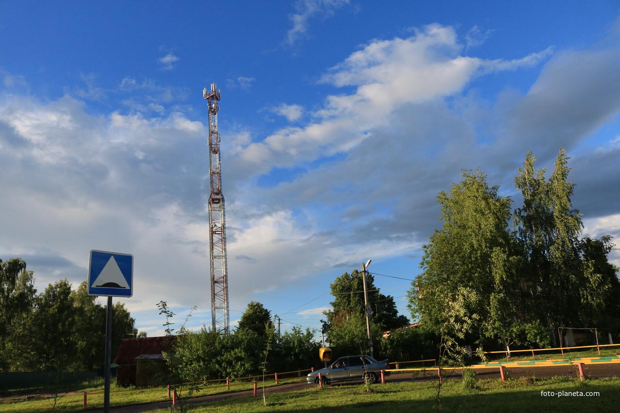 Барыбинская улица