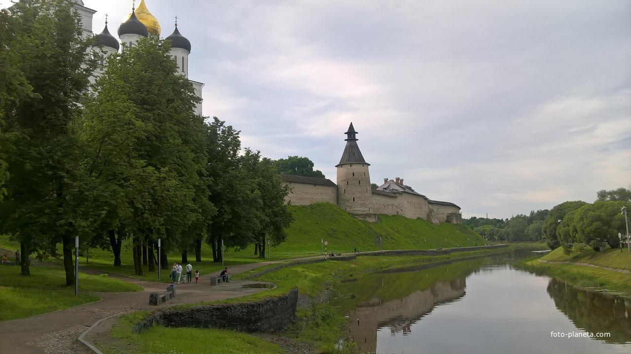 Псков | Псковский район