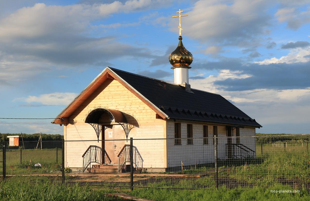 Спасская церковь | Рудины (Ступинский район)