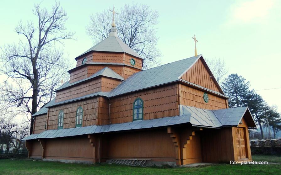 St. Cosmas and Damian's Church (1824)