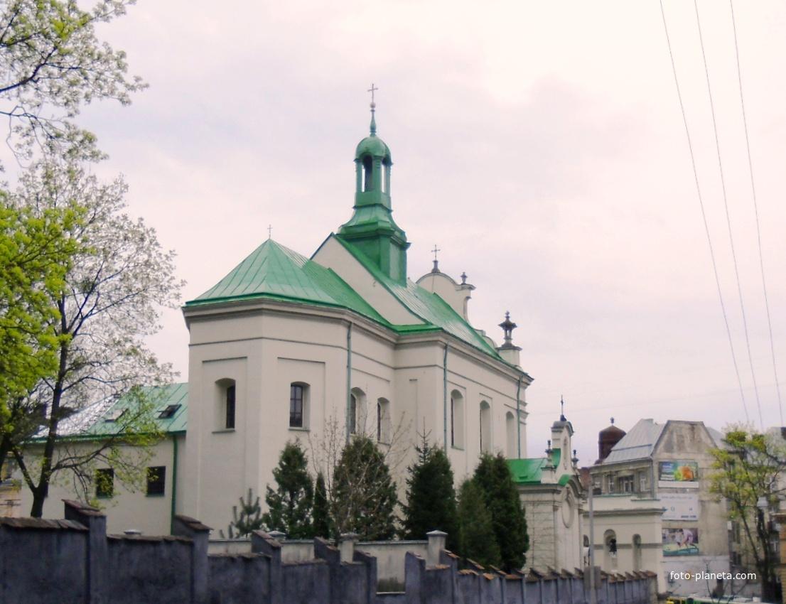 Roman Catholic Church of St. Anthony of Padua in Lviv