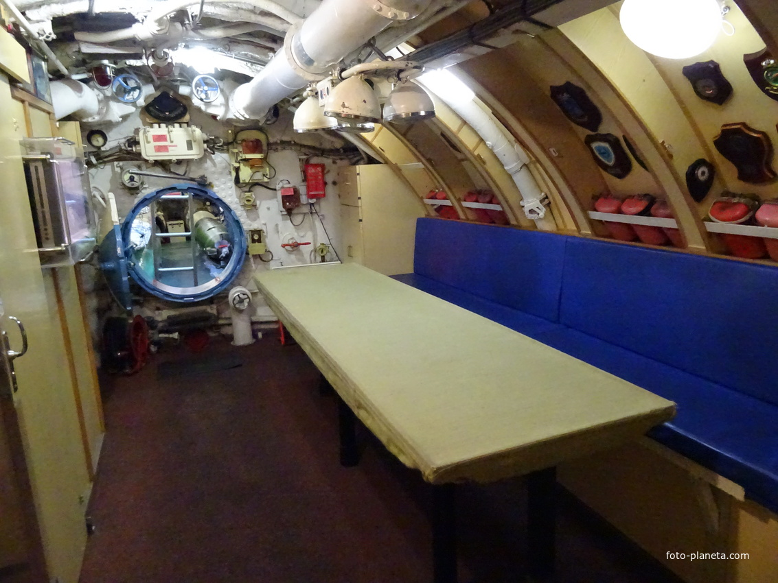 музей подводная лодка с-189 стоимость