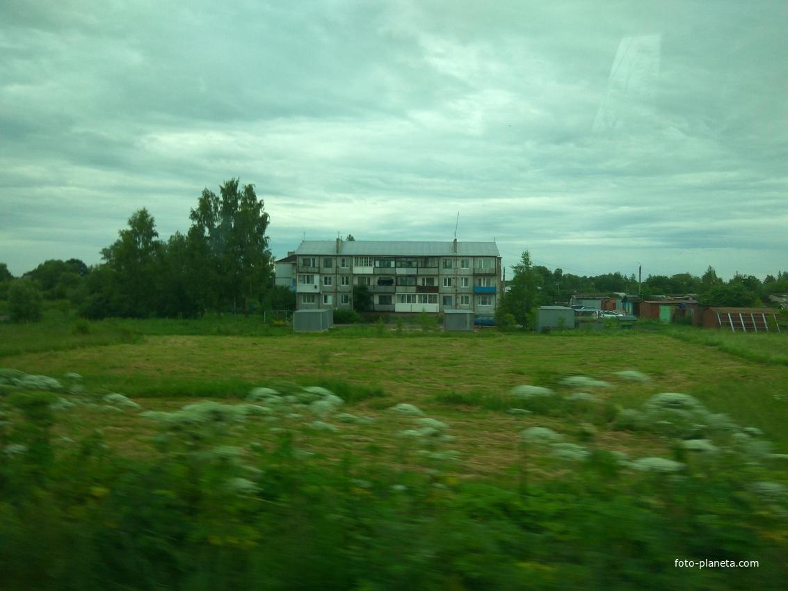 Гремячее | Новомосковский район