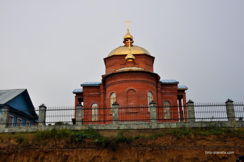 Церковь Иконы Божией Матери Одигитрия | Мельниково