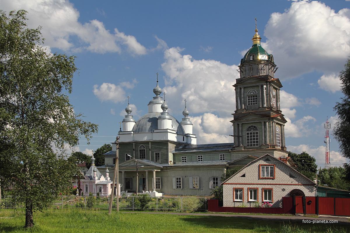 Никольско-Рождественская церковь