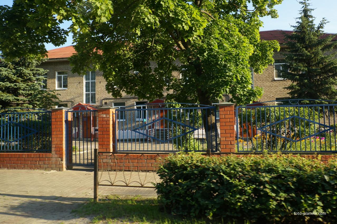 Начальная школа - Детский сад Луч