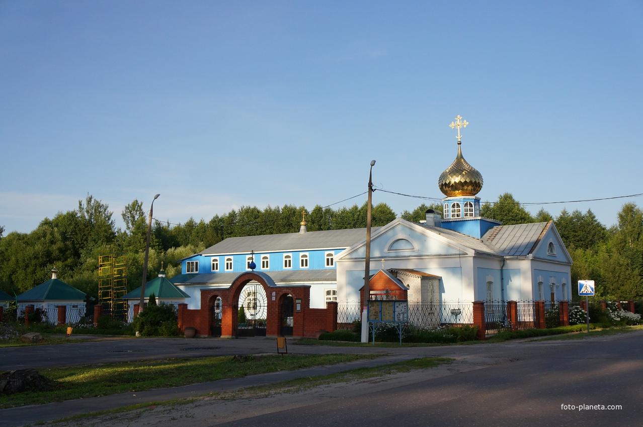 Скорбященская церковь