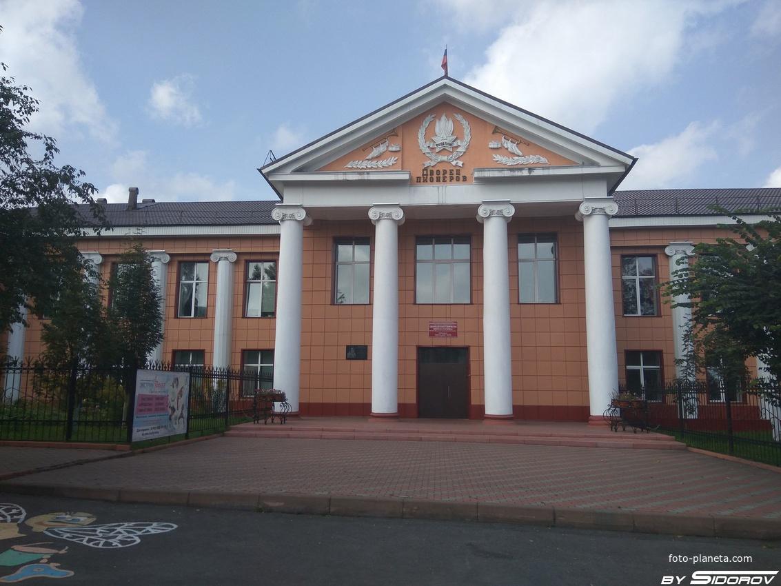 Дворец детского творчества им. Гагарина Ю.А.