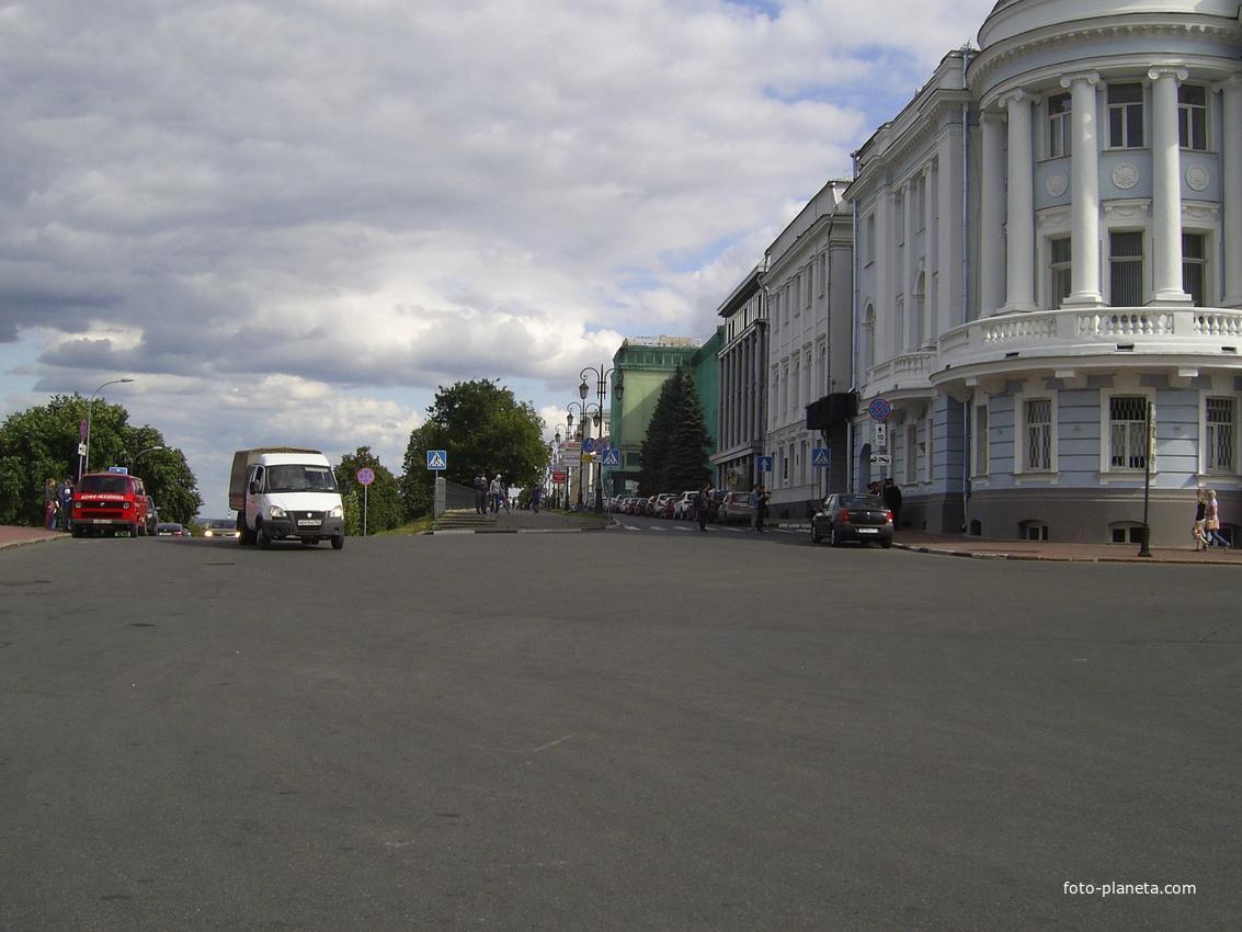 Н. Новгород - Начало В.Волжской Набережной | Нижний Новгород