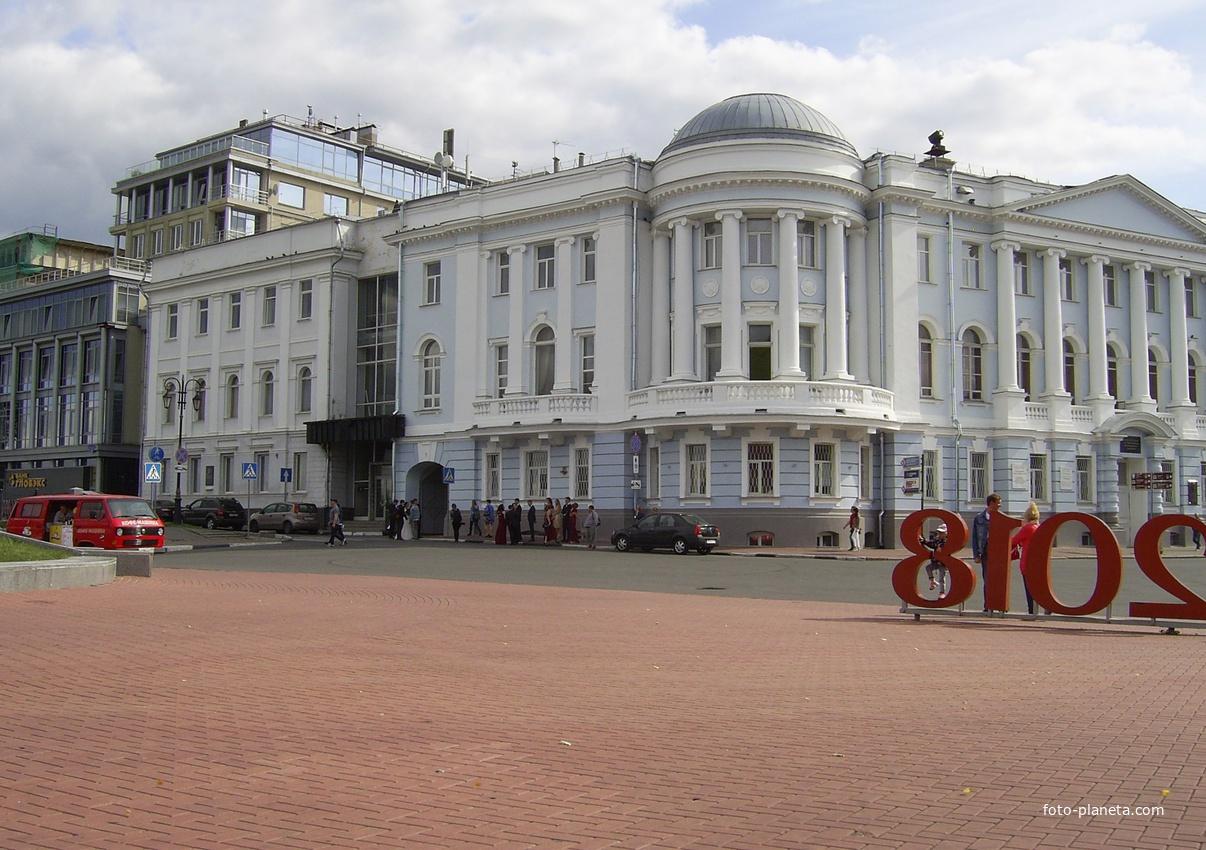 Н. Новгород - У начала В.Волжской Набережной | Нижний Новгород