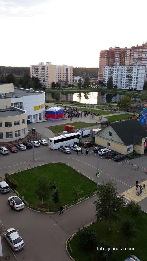 День города | Киевский (Наро-Фоминский район)