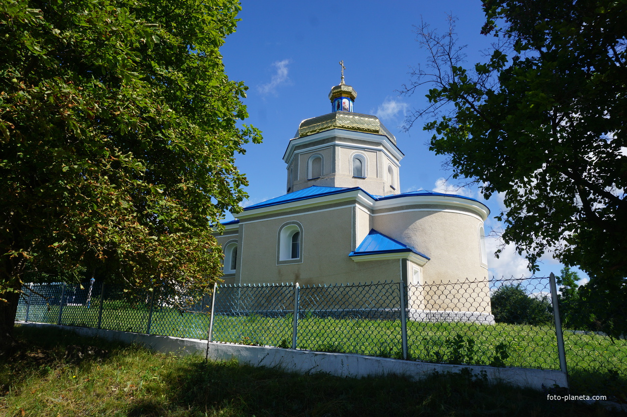 Православная церковь. | Яланец (Томашпольский район)