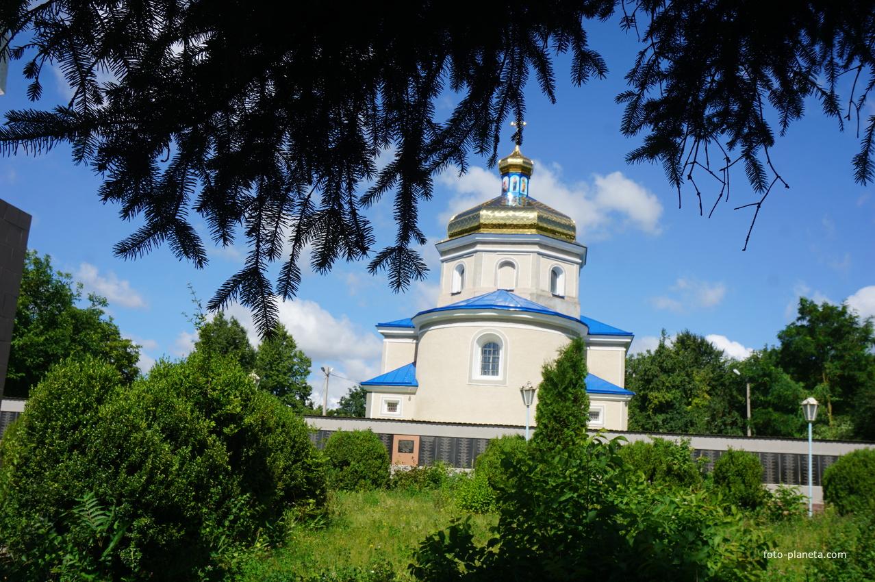 Яланец.Православная церковь. | Томашпольский район