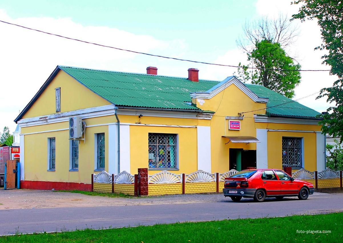 Коммерческий магазин | Кривичи (Мядельский район)