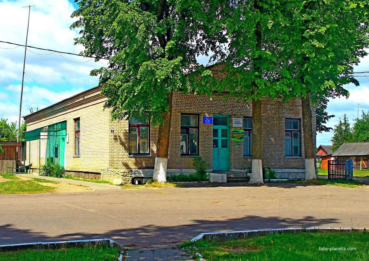 Участок ЖКХ | Кривичи (Мядельский район)