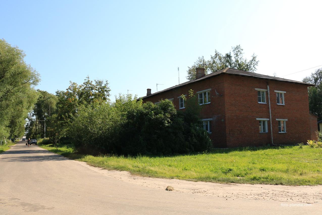 Школьная улица | Керва (Шатурский район)