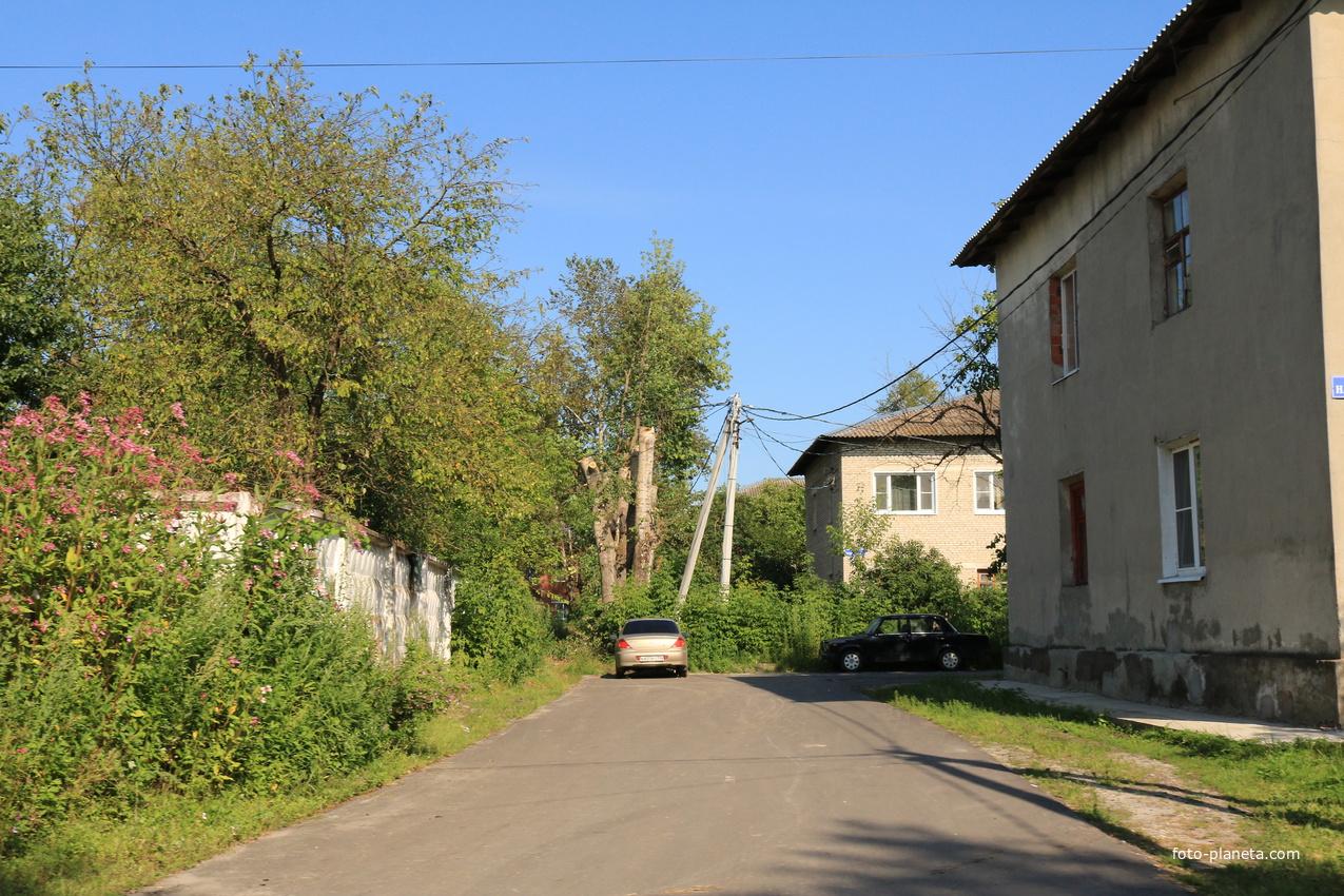 Набережная улица | Керва (Шатурский район)