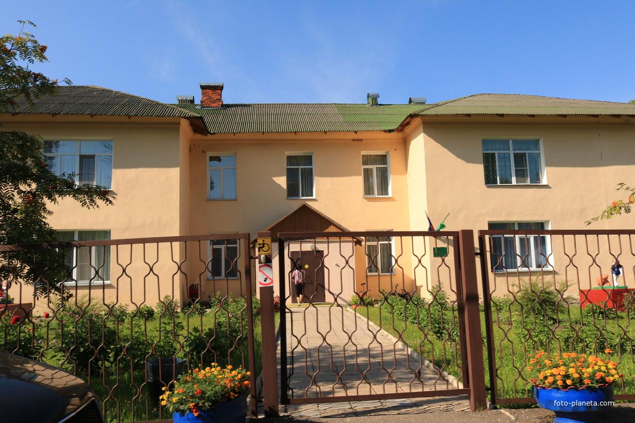 Детский сад | Керва (Шатурский район)
