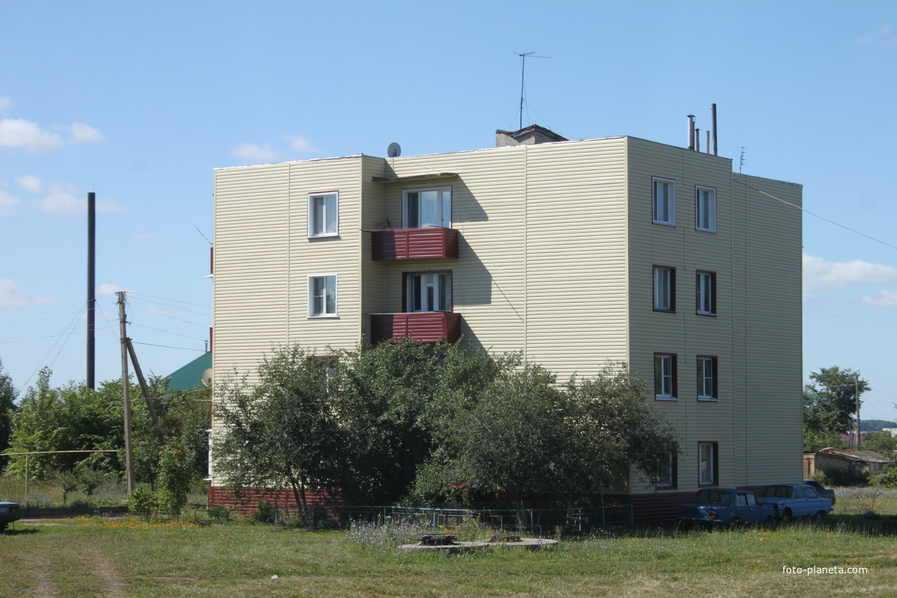 Лермонтово. | Белинский район