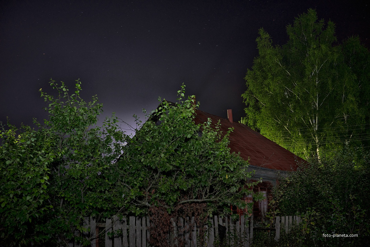 Ночное Пансурово | Клепиковский район