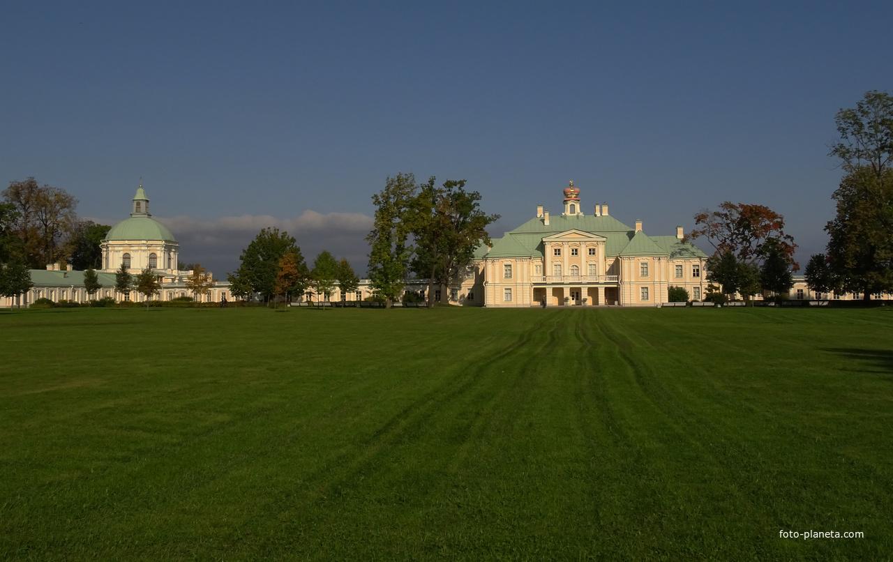 Большой Меншиковский дворец | Ораниенбаум (дворцово-парковый ансамбль)