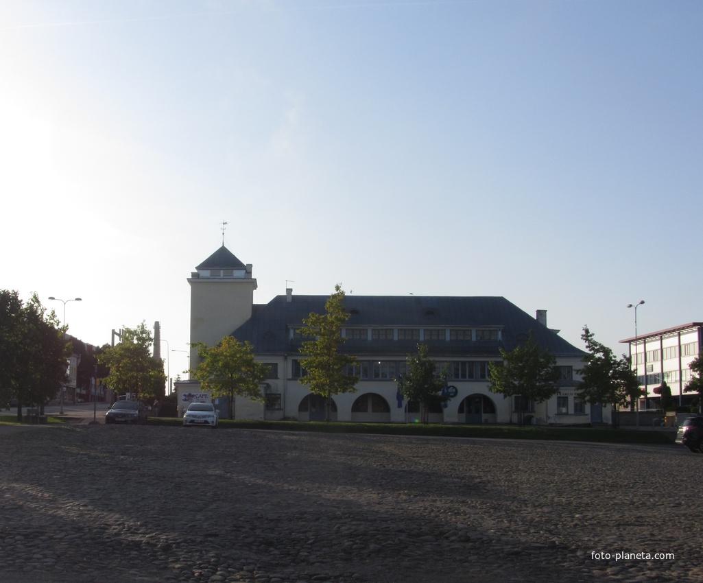 Turu plats, Rakvere | Раквере (Ляэне-Вирумаа)