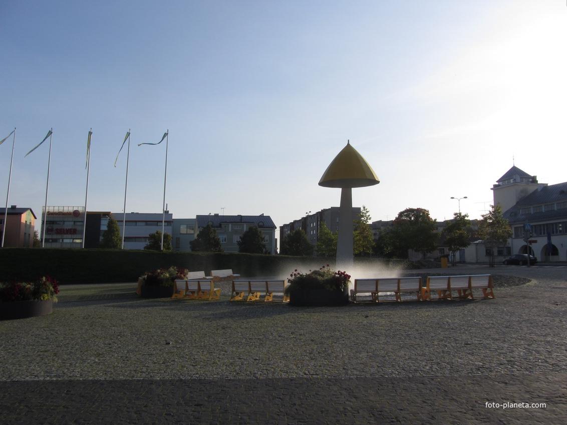 Keskväljak, Rakvere | Раквере (Ляэне-Вирумаа)
