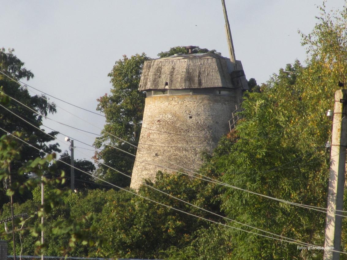 Ветряная мельница в Раквере | Ляэне-Вирумаа