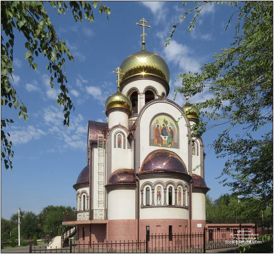 Церковь Виктора Никомидийского 23 октября 2017 года | Шолоховский