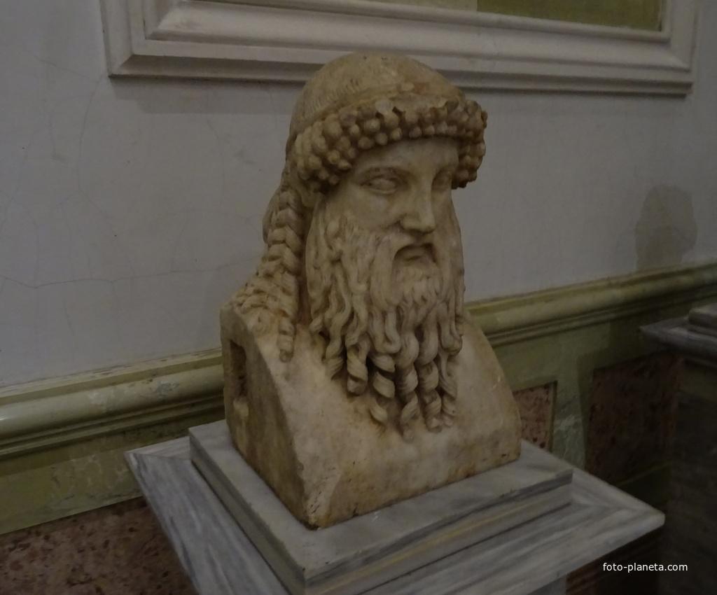 Зал Афины. Гермес. | Музей Эрмитаж (Центральный район)